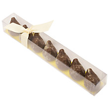 Buy Milk & White Chocolate Hens Stick Pack, 85g Online at johnlewis.com