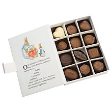 Buy Charbonnel et Walker Peter Rabbit Book Selection, Assorted Chocolates, 115g Online at johnlewis.com