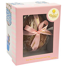 Buy Charbonnel et Walker Marc De Champagne Milk Chocolate Easter Egg, Pink, 115g Online at johnlewis.com