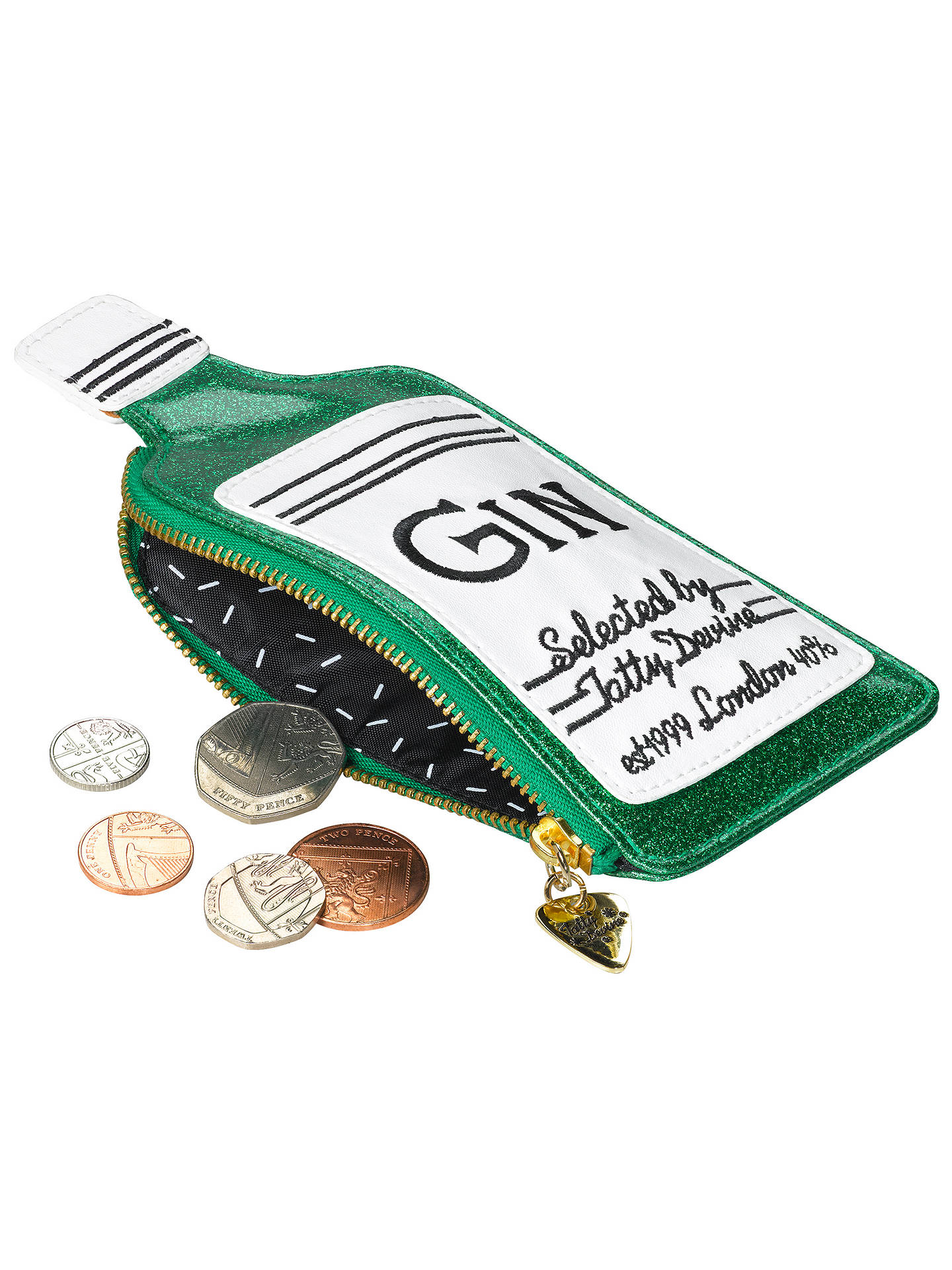 BuyTatty Devine Gin Coin Purse Online at johnlewis.com
