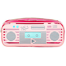 Buy Tatty Devine Boombox Wash Bag Online at johnlewis.com