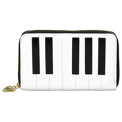 Tatty Devine Piano Keys Purse