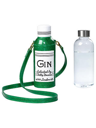 Buy Tatty Devine Gin Water Bottle & Cover Online at johnlewis.com