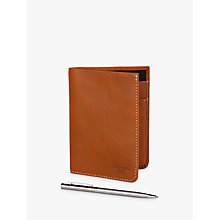 Buy Stanley Leather Travel Wallet with Pen Online at johnlewis.com