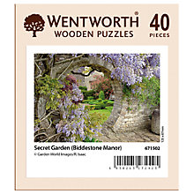 Buy Wentworth Wooden Puzzles The Secret Garden Jigsaw Puzzle, 40 pieces Online at johnlewis.com
