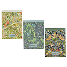 Buy Morris & Co A6 Jotter Notebooks, Pack of 3 Online at johnlewis.com