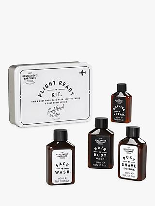 Gentlemen's Hardware Travel Cosmetics Set