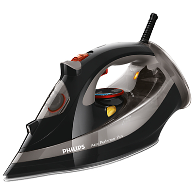 Philips GC4526/87 Azur Plus Performer Steam Iron, Black