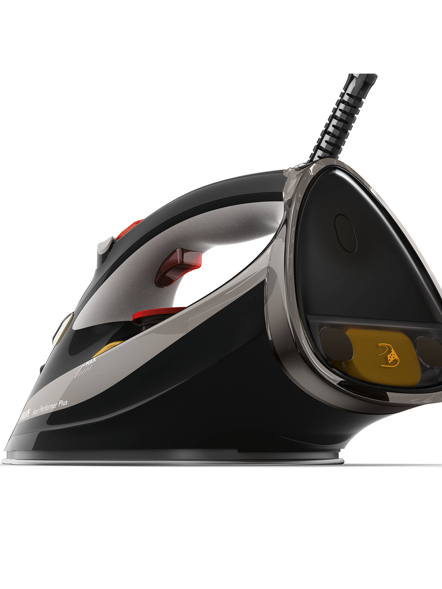 philips gc4526 87 azur plus performer steam iron black at. Black Bedroom Furniture Sets. Home Design Ideas