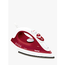 Buy Tefal Inicio FV1251 Steam Iron Online at johnlewis.com