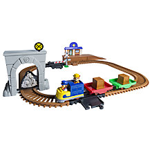 Buy Paw Patrol Adventure Bay Railway Track Online at johnlewis.com