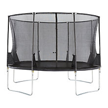 Buy Plum Space Zone II 12ft Trampoline & Accessory Pack Online at johnlewis.com