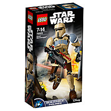 Buy LEGO Star Wars 75523 Scarif Stormstrooper Buildable Action Figure Online at johnlewis.com
