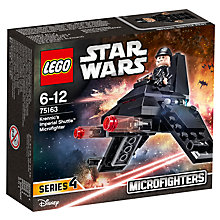 Buy LEGO Star Wars 75163 Krennic's Imperial Shuttle Microfighter Online at johnlewis.com