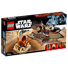 Buy LEGO Star Wars 75174 Sarlacc's Pit Online at johnlewis.com