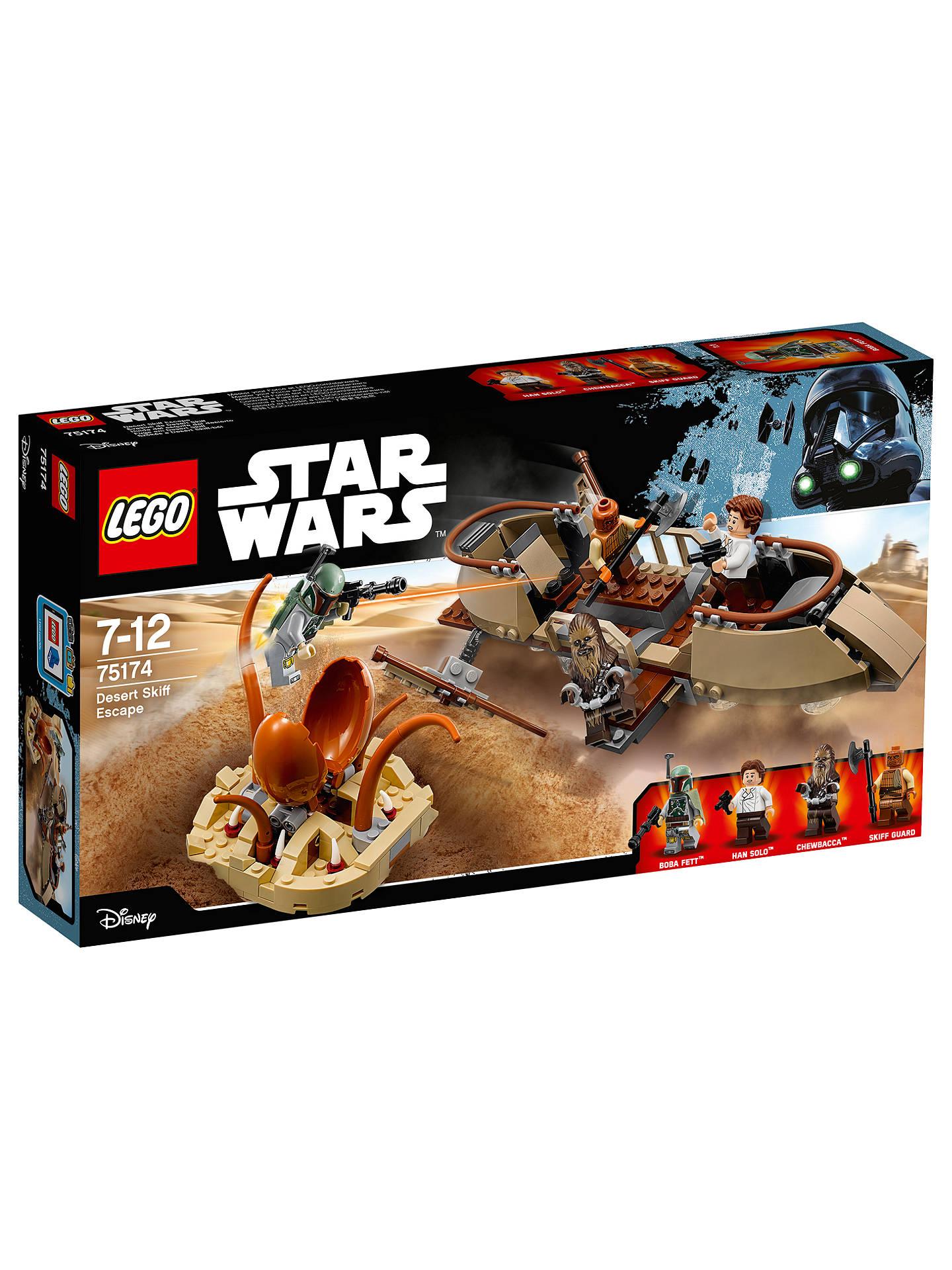 LEGO Star Wars 75174 Sarlacc's Pit at John Lewis & Partners