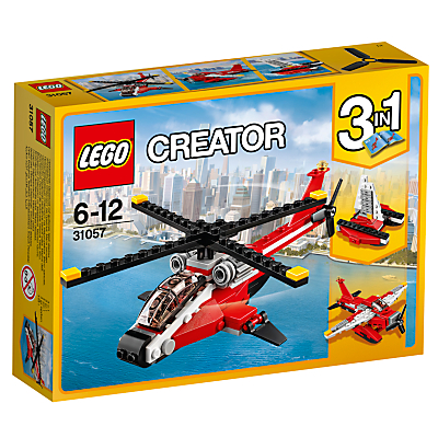 LEGO Creator 31057 3-in-1 Air Blazer