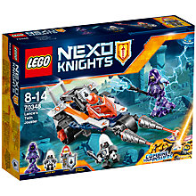 Buy LEGO Nexo Knights 70348 Lance's Twin Jouster Online at johnlewis.com