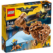 Buy LEGO The LEGO Batman Movie 70904 Clayface Splat Attack Online at johnlewis.com