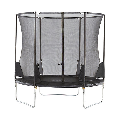 Buy Plum Space Zone II 8ft Trampoline & Accessory Pack Online at johnlewis.com