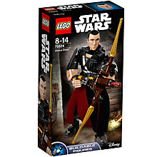Buy LEGO Star Wars 75524 Chirrut Imwe Buildable Action Figure Online at johnlewis.com