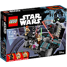 Buy LEGO Star Wars 75169 Duel on Naboo Online at johnlewis.com