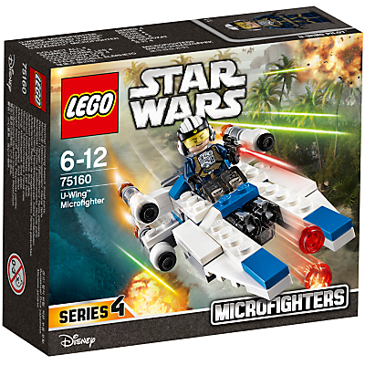 Image of LEGO Star Wars 75160 U-Wing Microfighter