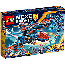 Buy LEGO Nexo Knights 70351 Falcon Fighter Blaster Online at johnlewis.com