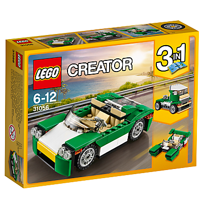 LEGO Creator 31056 3 in 1 Green Cruiser