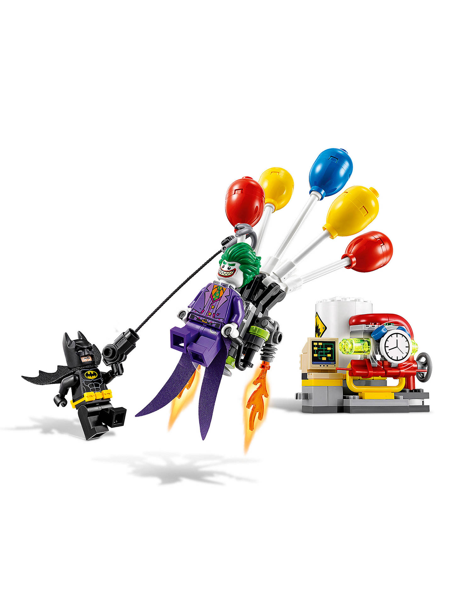 ... BuyLEGO The LEGO Batman Movie 70900 The Joker Balloon Online at johnlewis.com ...