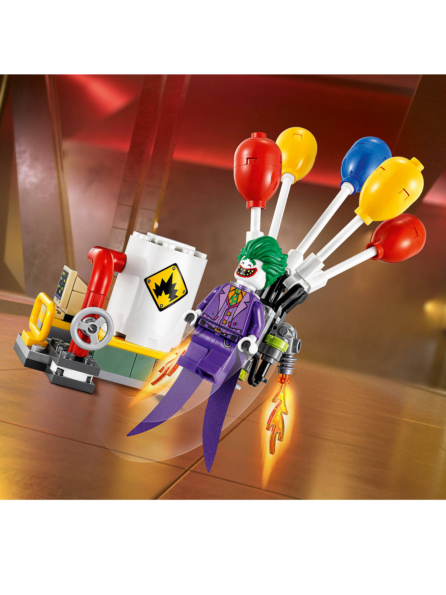 ... BuyLEGO The LEGO Batman Movie 70900 The Joker Balloon Online at johnlewis.com