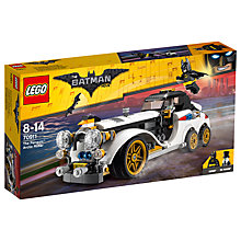 Buy LEGO The LEGO Batman Movie 70911 The Penguin Arctic Roller Online at johnlewis.com