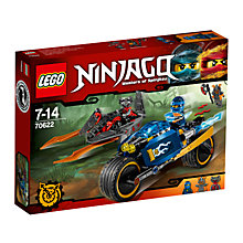 Buy LEGO Ninjago 70622 Desert Lightning Online at johnlewis.com