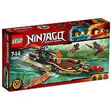 Buy LEGO Ninjago 70623 Destiny's Shadow Online at johnlewis.com