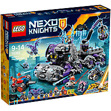 Buy LEGO Nexo Knights 70352 Jestro's Headquarters Online at johnlewis.com