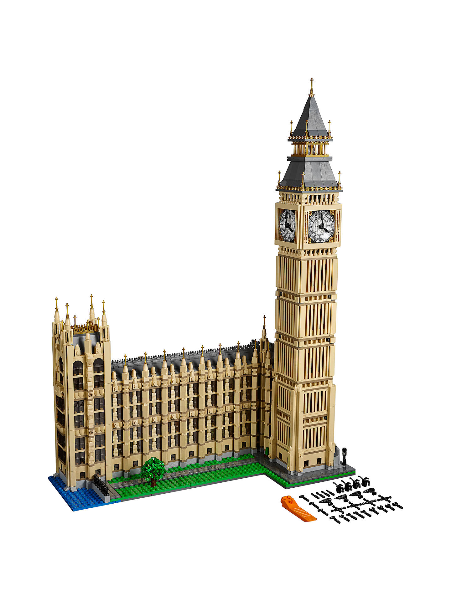 BuyLEGO Creator Expert 10253 Big Ben Online at johnlewis.com