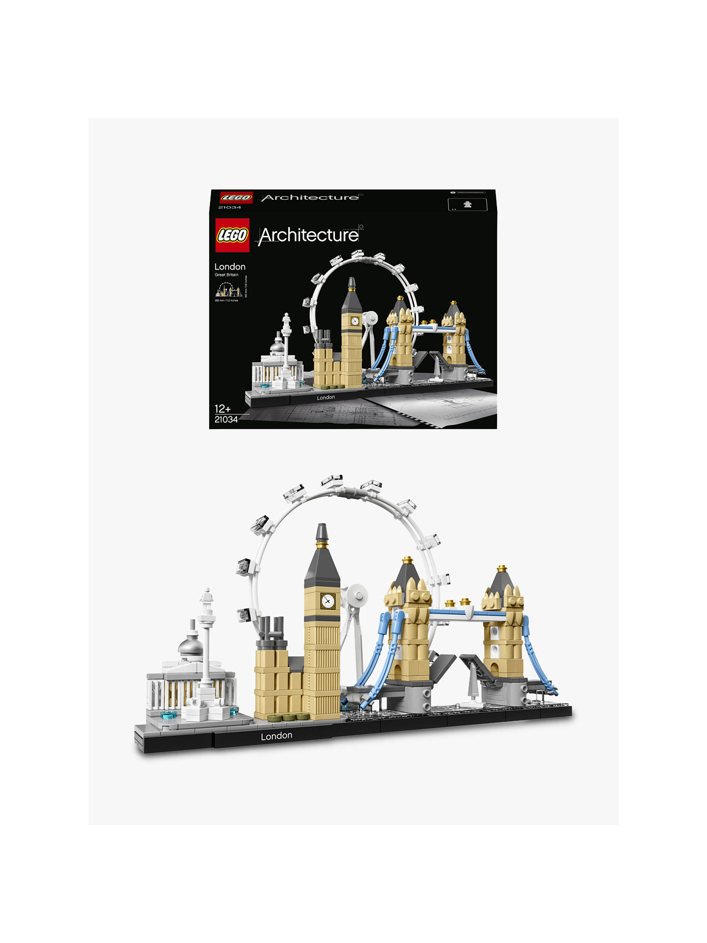 BuyLEGO Architecture 21034 London Online at johnlewis.com