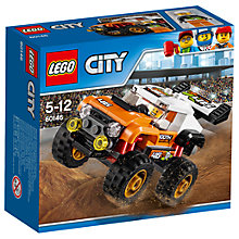 Buy LEGO City 60146 Stunt Truck Online at johnlewis.com