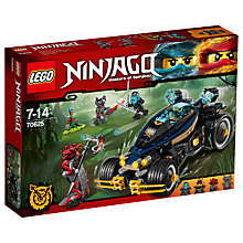 Buy LEGO Ninjano 70625 Samurai VXL Online at johnlewis.com
