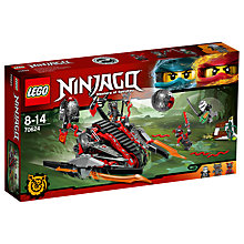 Buy LEGO Ninjago 70624 Vermillion Invader Online at johnlewis.com
