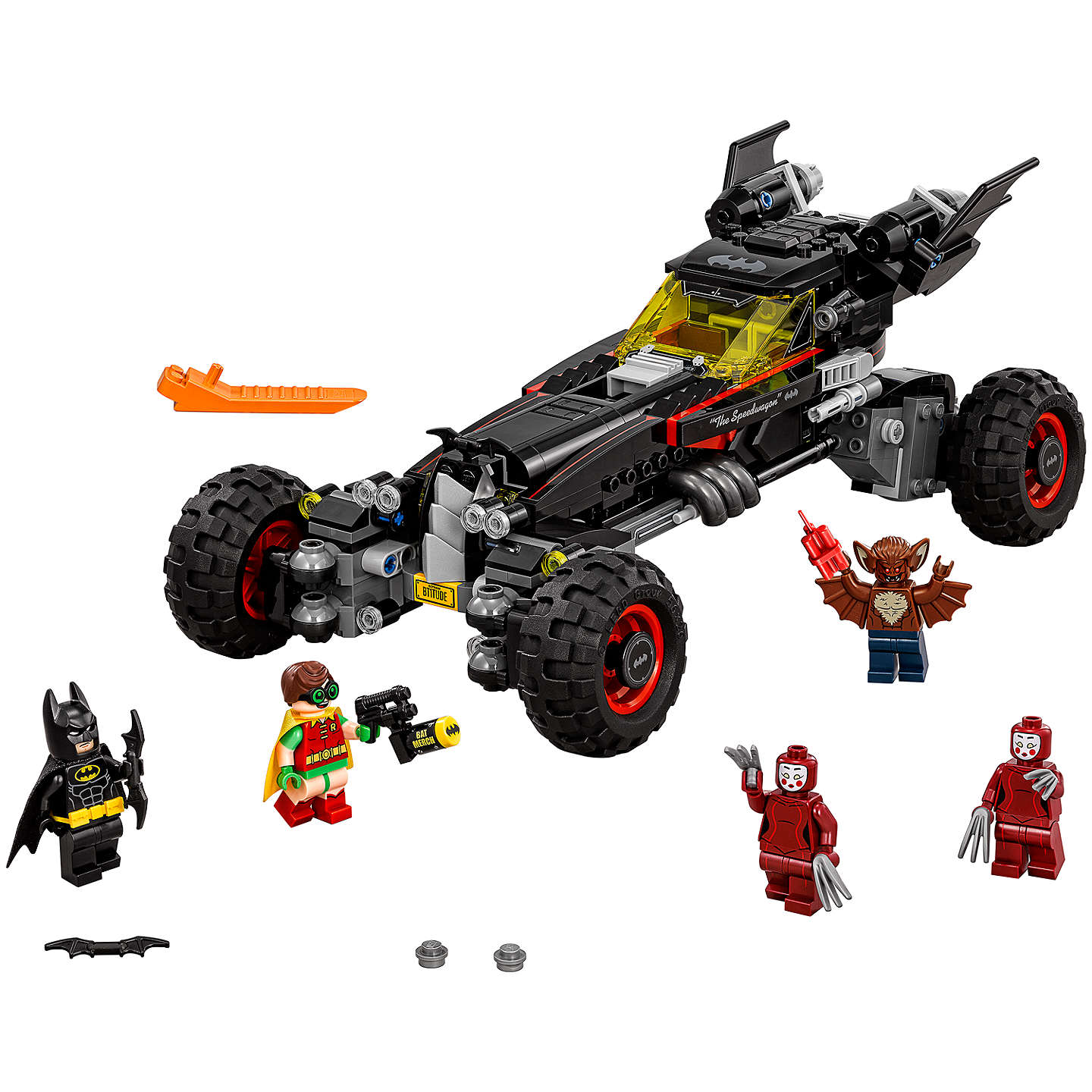 Buylego The Lego Batman Movie 70905 The Batmobile Online At