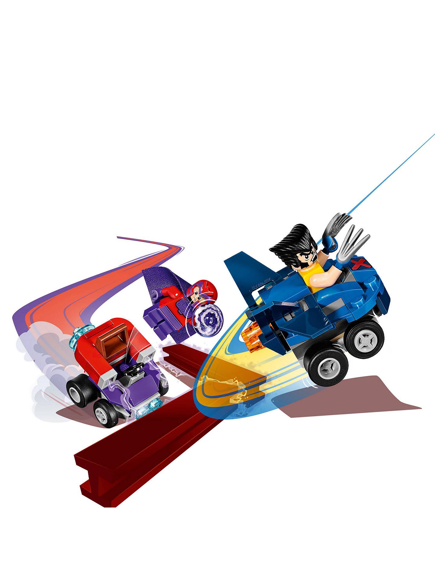 Magneto 76073 NEU Lego Marvel Super Heroes Mighty Micros Wolverine vs