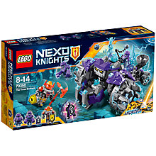 Buy LEGO Nexo Knights 70350 The Three Brothers Online at johnlewis.com