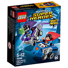 Buy LEGO DC Comics Super Heroes 76068 Mighty Micros: Superman Vs Bizarro Online at johnlewis.com