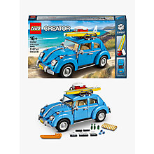 Buy LEGO Creator 10252 Volkswagon Beetle Online at johnlewis.com