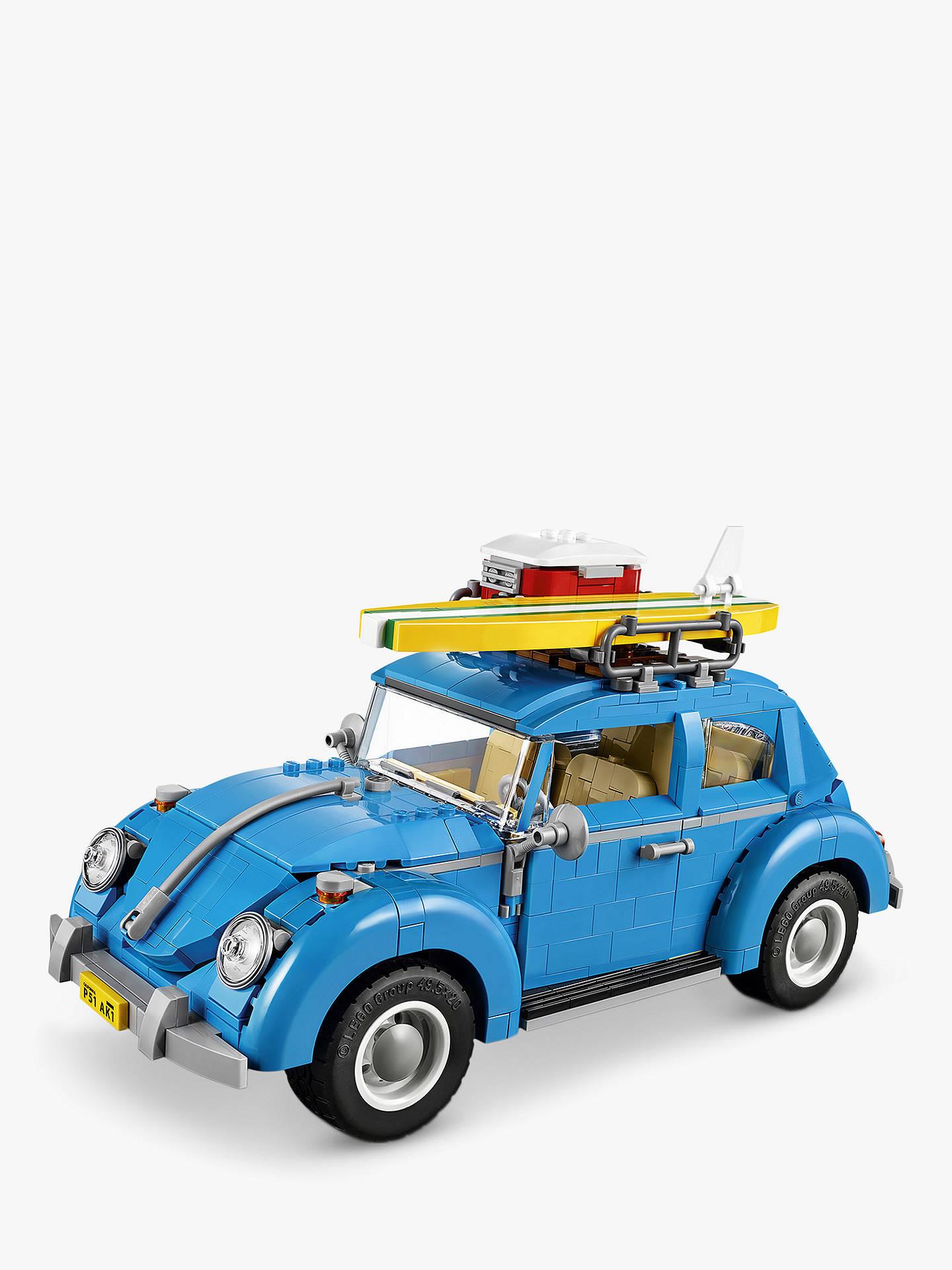 Lego Creator 10252 Volkswagen Beetle At John Lewis Partners