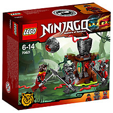 Buy LEGO Ninjago 70621 The Vermillion Attack Online at johnlewis.com