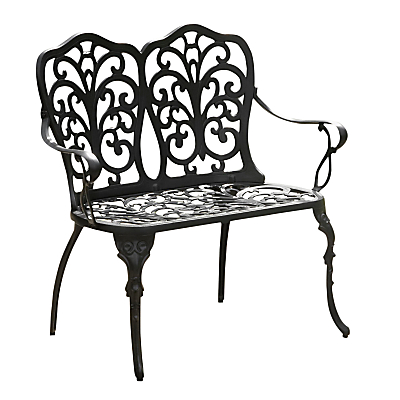 Suntime Sussex Bench, Black
