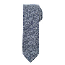 Buy John Lewis Slub Texture Tie Online at johnlewis.com