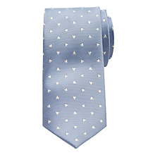 Buy Ted Baker Fedae Heart Silk Tie Online at johnlewis.com